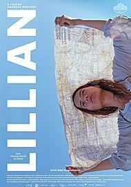 """Movie poster for """"LILLIAN"""""""