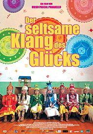 """Filmplakat für """"DER SELTSAME KLANG DES GLÜCKS"""""""