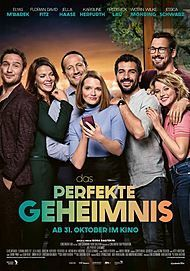 "Movie poster for ""Das perfekte Geheimnis"""