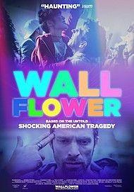"""Movie poster for """"WALLFLOWER"""""""