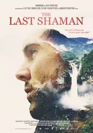 "Movie poster for ""THE LAST SHAMAN"""