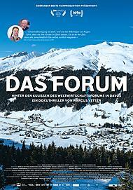 "Movie poster for ""DAS FORUM"""