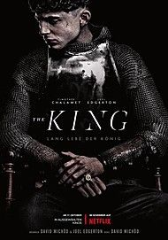 "Filmplakat für ""THE KING"""