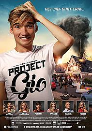 "Movie poster for ""PROJECT GIO"""