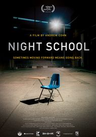 "Movie poster for ""NIGHT SCHOOL"""