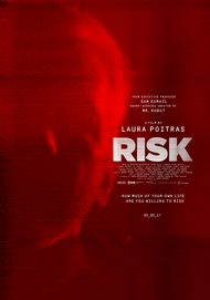 "Movie poster for ""RISK"""