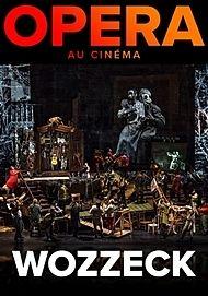 """Movie poster for """"The Metropolitan Opera: Wozzeck """""""