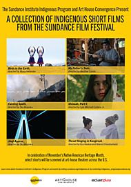 """Movie poster for """"INDIGENOUS PROGRAM – SUNDANCE INSTITUTE"""""""
