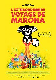 """Movie poster for """"MARONA'S FANTASTIC TALE"""""""