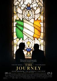 "Movie poster for ""THE JOURNEY"""