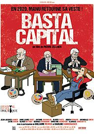 "Movie poster for ""BASTA CAPITAL"""