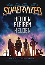 "Movie poster for ""SUPERVIZED"""