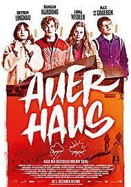 "Movie poster for ""AUERHAUS"""