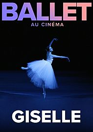 """Movie poster for """"GISELLE (BOULCHOI) 2019"""""""