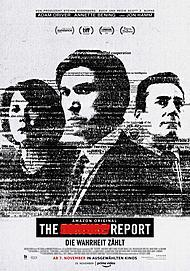 "Filmplakat für ""THE REPORT"""