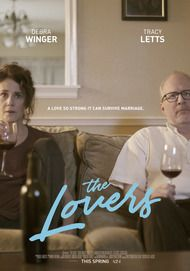 """Movie poster for """"THE LOVERS"""""""