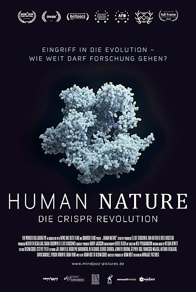 """Movie poster for """"HUMAN NATURE"""""""