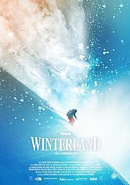 "Movie poster for ""WINTERLAND"""