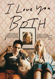"Movie poster for ""I LOVE YOU BOTH"""
