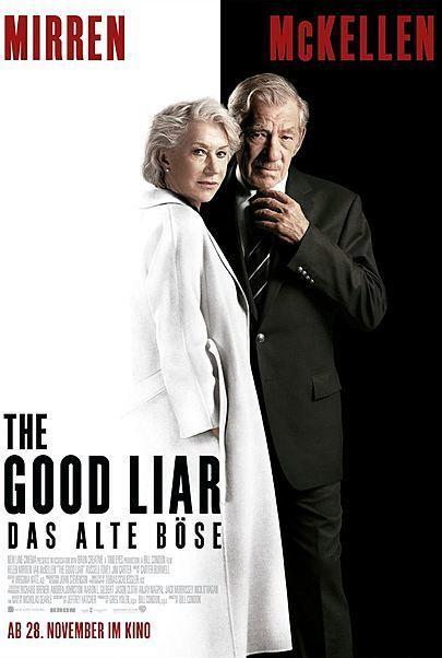 "Filmplakat für ""THE GOOD LIAR"""