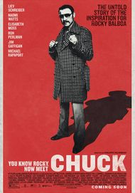 "Movie poster for ""CHUCK"""