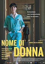 "Filmplakat für ""NOME DI DONNA"""