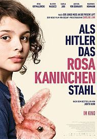"""Filmplakat für """"ALS HITLER DAS ROSA KANINCHEN STAHL"""""""