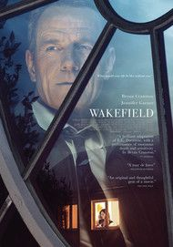 "Movie poster for ""WAKEFIELD"""