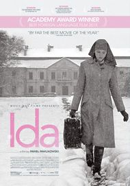 "Movie poster for ""IDA"""