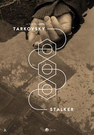 "Movie poster for ""STALKER"""