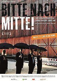 """Filmplakat für """"BITTE NACH MITTE!"""""""