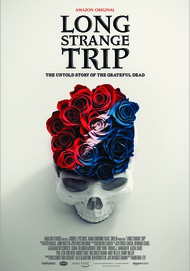 """Movie poster for """"LONG STRANGE TRIP: The Untold Story of the Grateful Dead"""""""