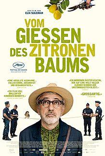 """Filmplakat für """"VOM GIESSEN DES ZITRONENBAUMS"""""""