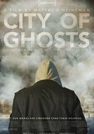 "Movie poster for ""CITY OF GHOSTS"""