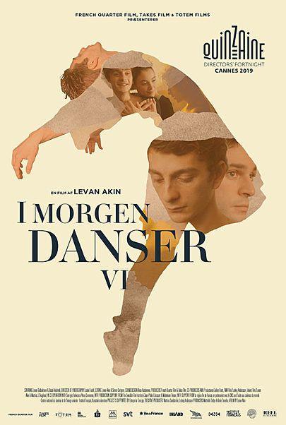 "Movie poster for ""I MORGEN DANSER VI"""