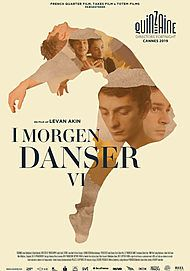 "Movie poster for ""I MORGEN DANSER VI"""