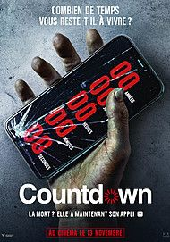 "Movie poster for ""COUNTDOWN"""