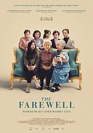 "Filmplakat für ""THE FAREWELL"""