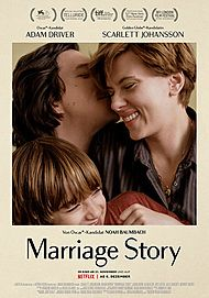 "Filmplakat für ""MARRIAGE STORY"""