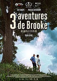 """Movie poster for """"3 ADVENTURES OF BROOKE"""""""