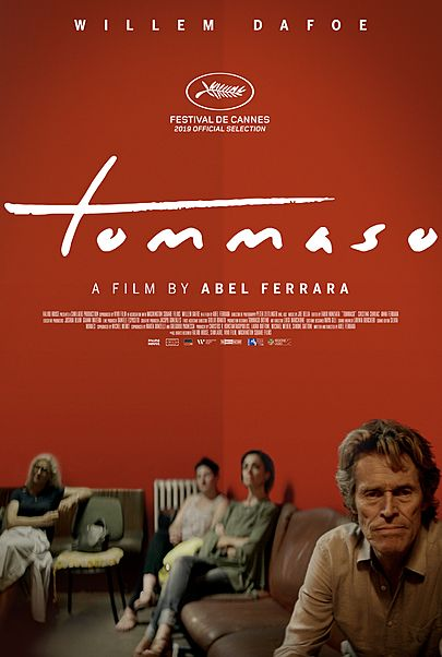 "Affiche du film ""TOMMASO"""