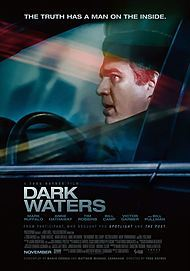 """Movie poster for """"DARK WATERS"""""""