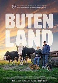 """Filmplakat für """"BUTENLAND"""""""