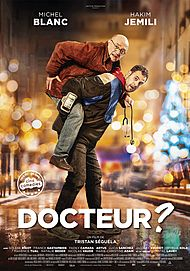 "Movie poster for ""DOCTEUR?"""