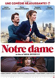 "Movie poster for ""NOTRE DAME"""