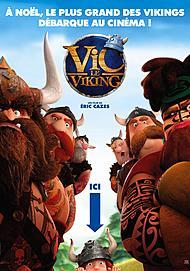 """Movie poster for """"VIC THE VIKING AND THE MAGIC SWORD"""""""