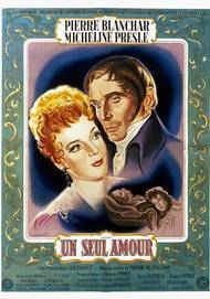"""Movie poster for """"UN SEUL AMOUR"""""""