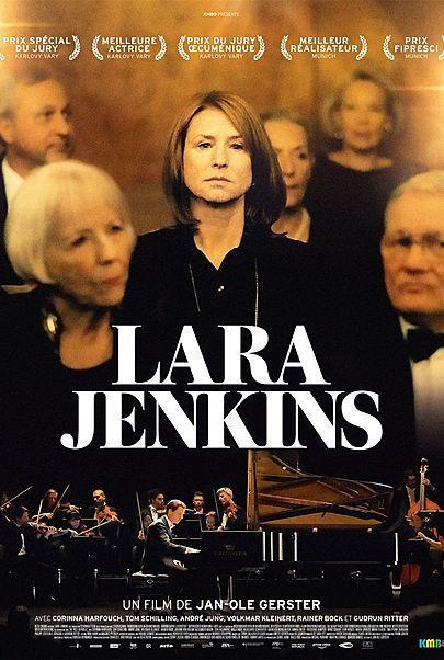 "Movie poster for ""LARA"""