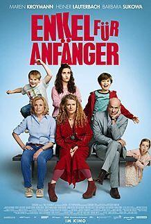 """Movie poster for """"ENKEL FÜR ANFÄNGER"""""""