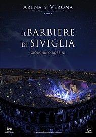 """Movie poster for """"IL BARBIERE DI SIVIGLIA (ARENA DI VERONA)"""""""